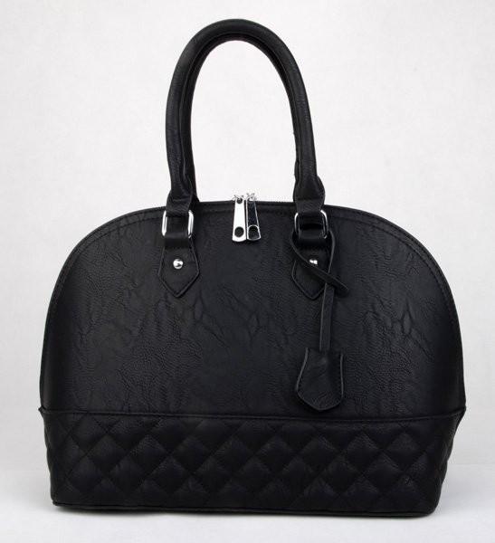 Černá dámská kabelka Ela