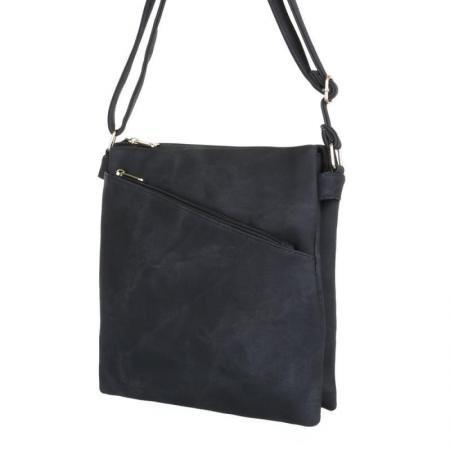 Černá dámská kabelka Lira