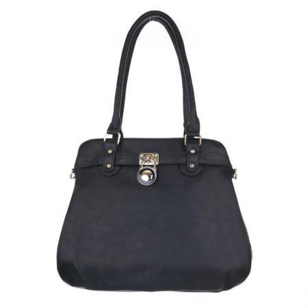 Černá dámská kabelka Miky