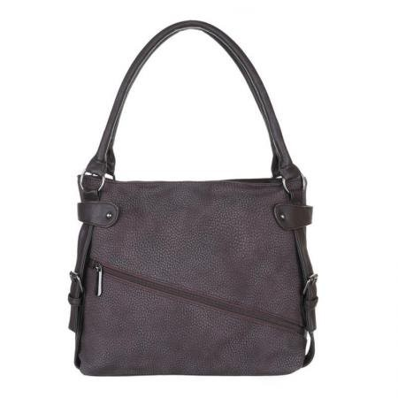 Černá dámská kabelka Lana