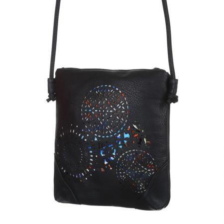 Černá dámská kabelka Vendy