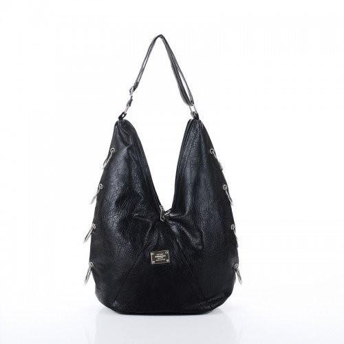 Černá dámská kabelka Ritta