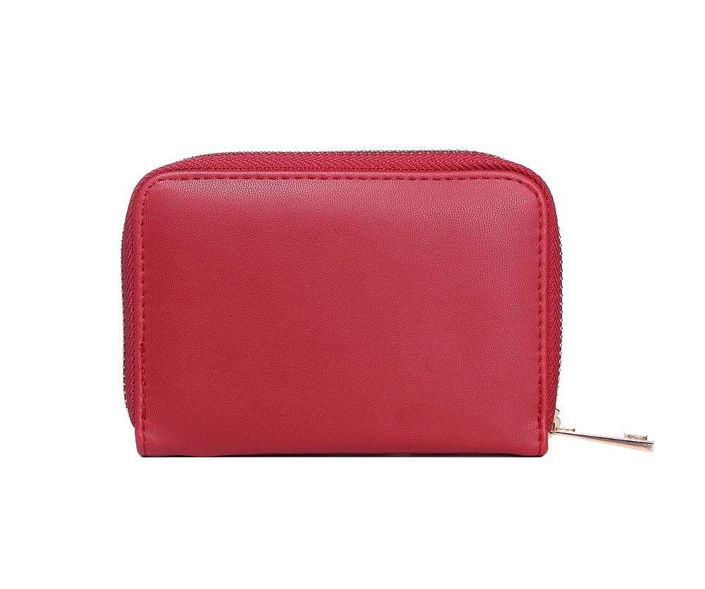 Červená dámská peněženka Xara