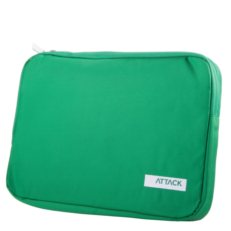 """Zelený obal na notebook vel. 11,6"""" Adalbert"""