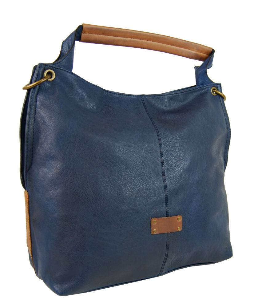Modrá kabelka přes rameno Jolie