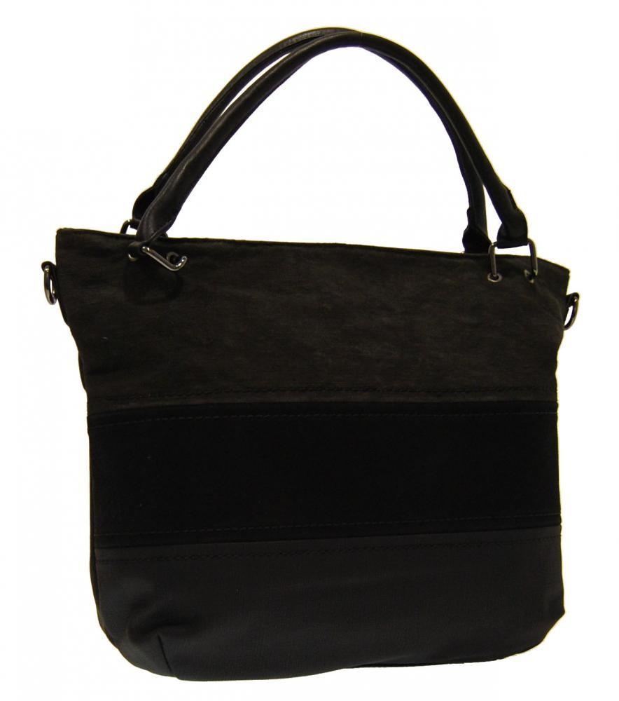 Černá dámská kabelka přes rameno Felies