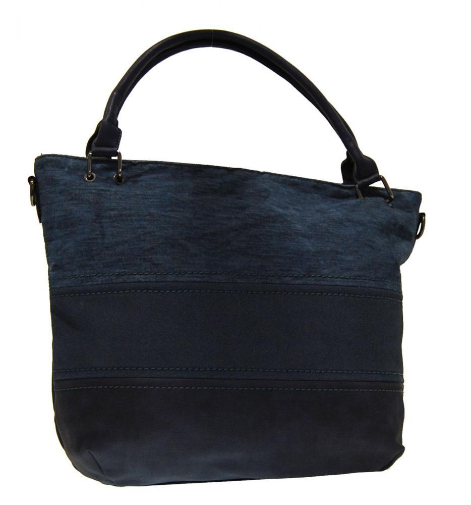 Modrá dámská kabelka přes rameno Felies