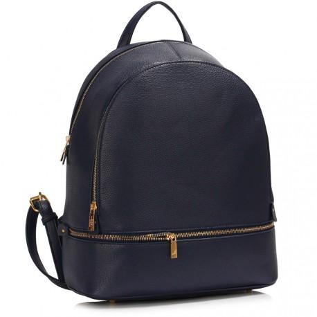 Modrý dámský batoh