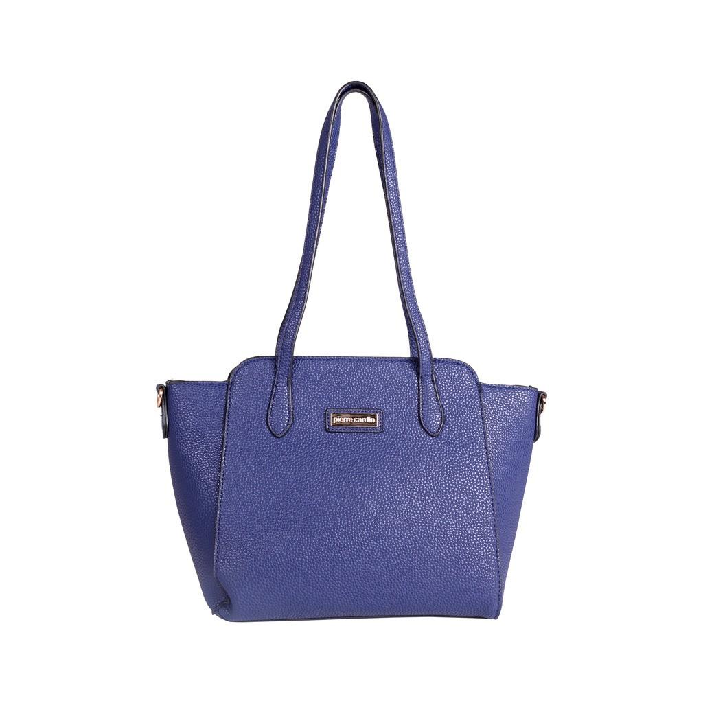 Modrá kabelka Oceane Pierre Cardin