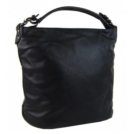 Černá kabelka na rameno Dubhe