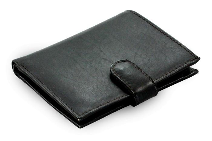 Černá malá dámská peněženka Geneviel