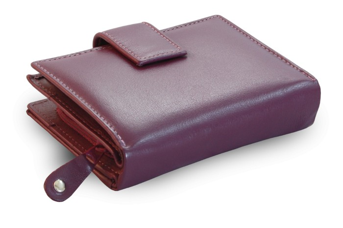Fialová dámská kožená peněženka Alivia Toto zboží si právě prohlíží 19  zákazníků 4e21ca1ff79