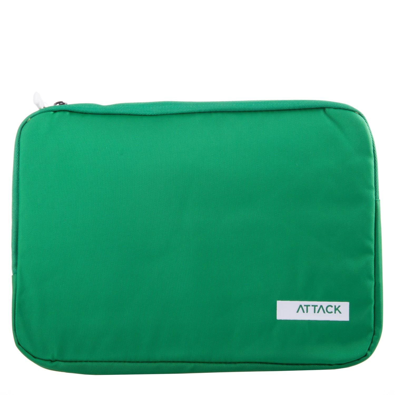 "Zelený obal na notebook vel. 16,4"" Samuel"