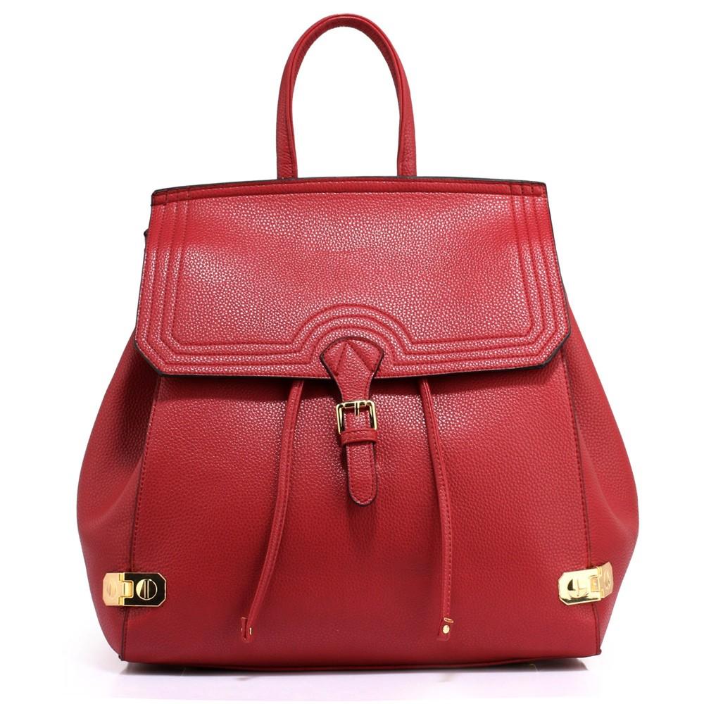 Vínově červený moderní batoh Vanlie
