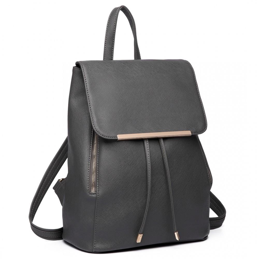 0a308126dd Šedý stylový dámský modní batoh Frell Toto zboží si právě prohlíží 13  zákazníků