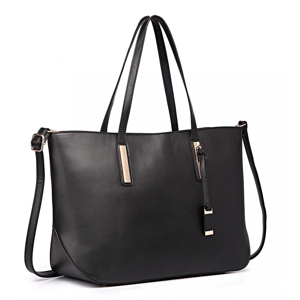 Černá 3v1 kabelka