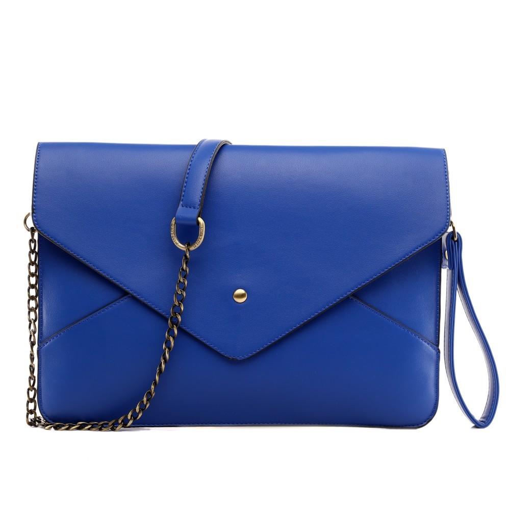 Modrá dámská kabelka přes rameno Dalei  4579ccda646