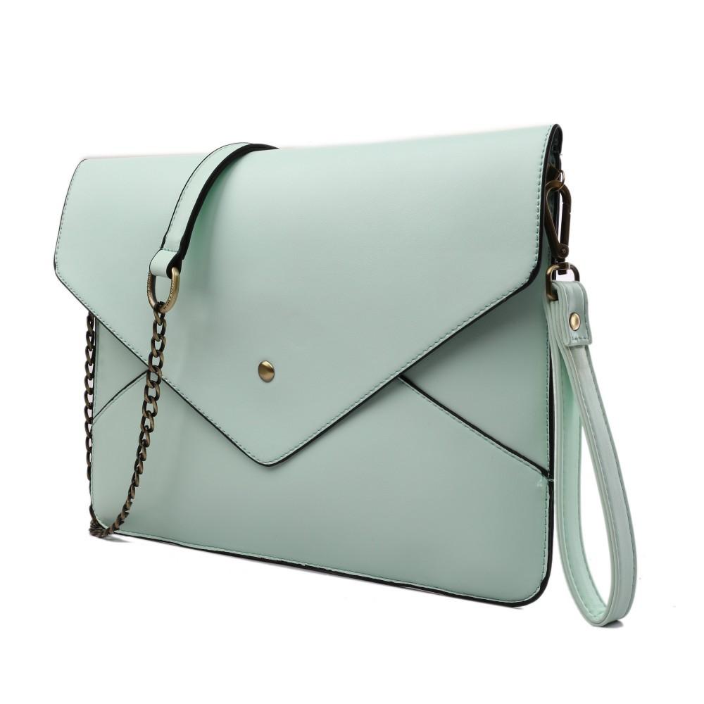 Světle modrá kabelka Lulu