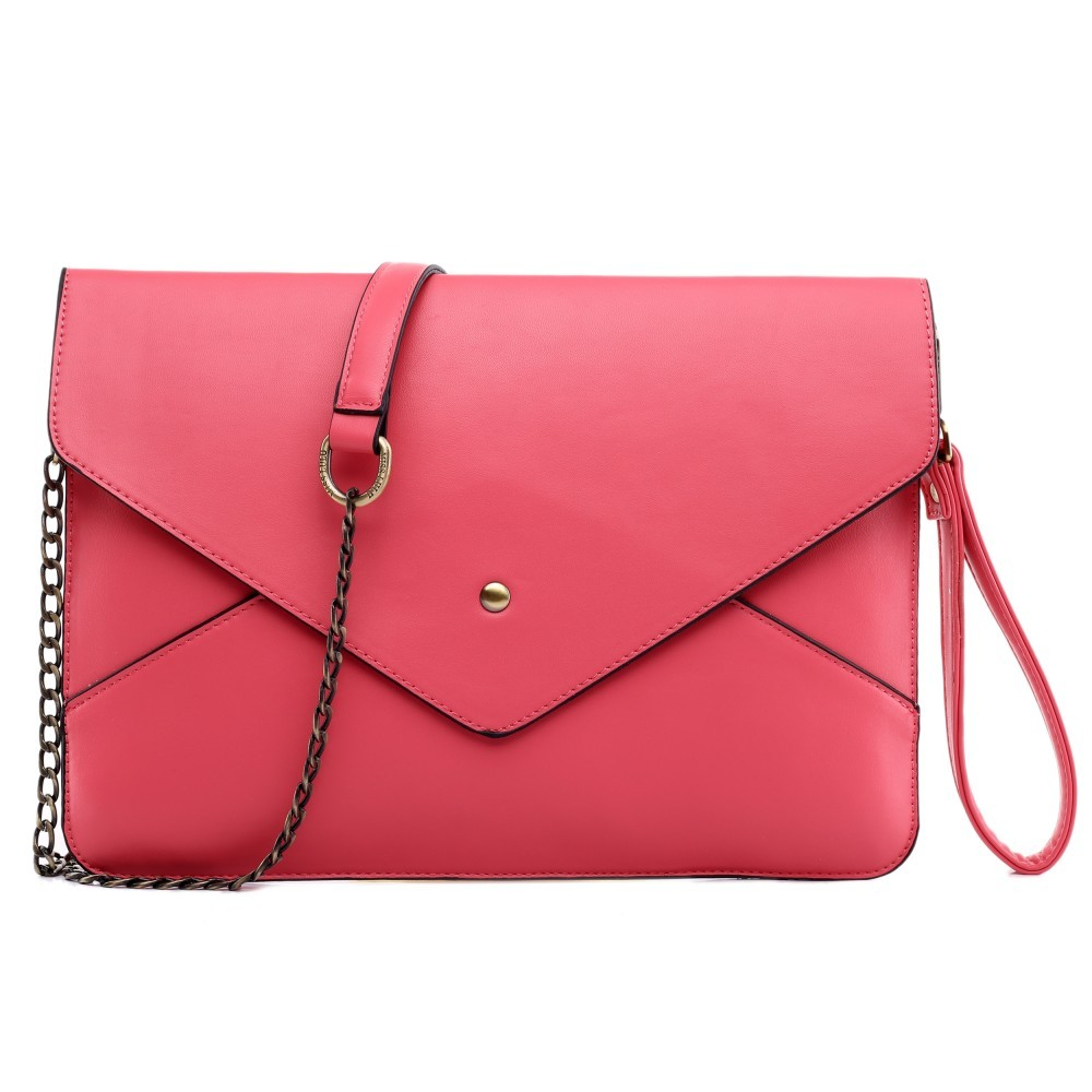 Růžová dámská kabelka přes rameno Dalei
