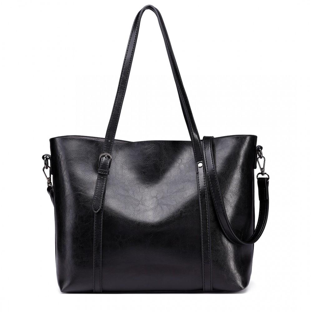 Černá dámská elegantní kabelka Cellie