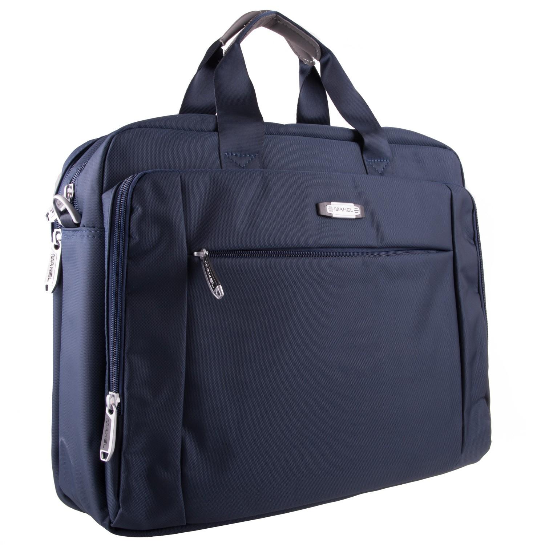 Modrá taška na notebook Danlie