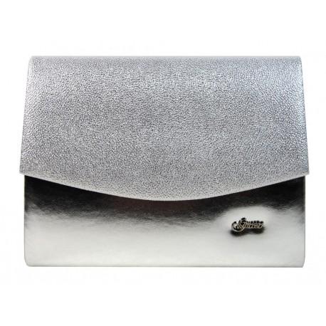 Stříbrné luxusní brokátové psaníčko Hernie