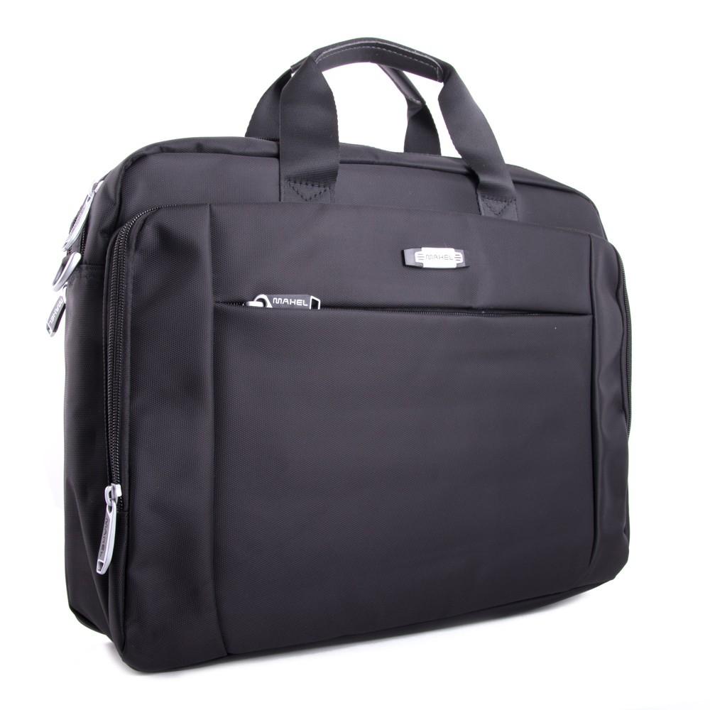 Černá taška na notebook Danlie