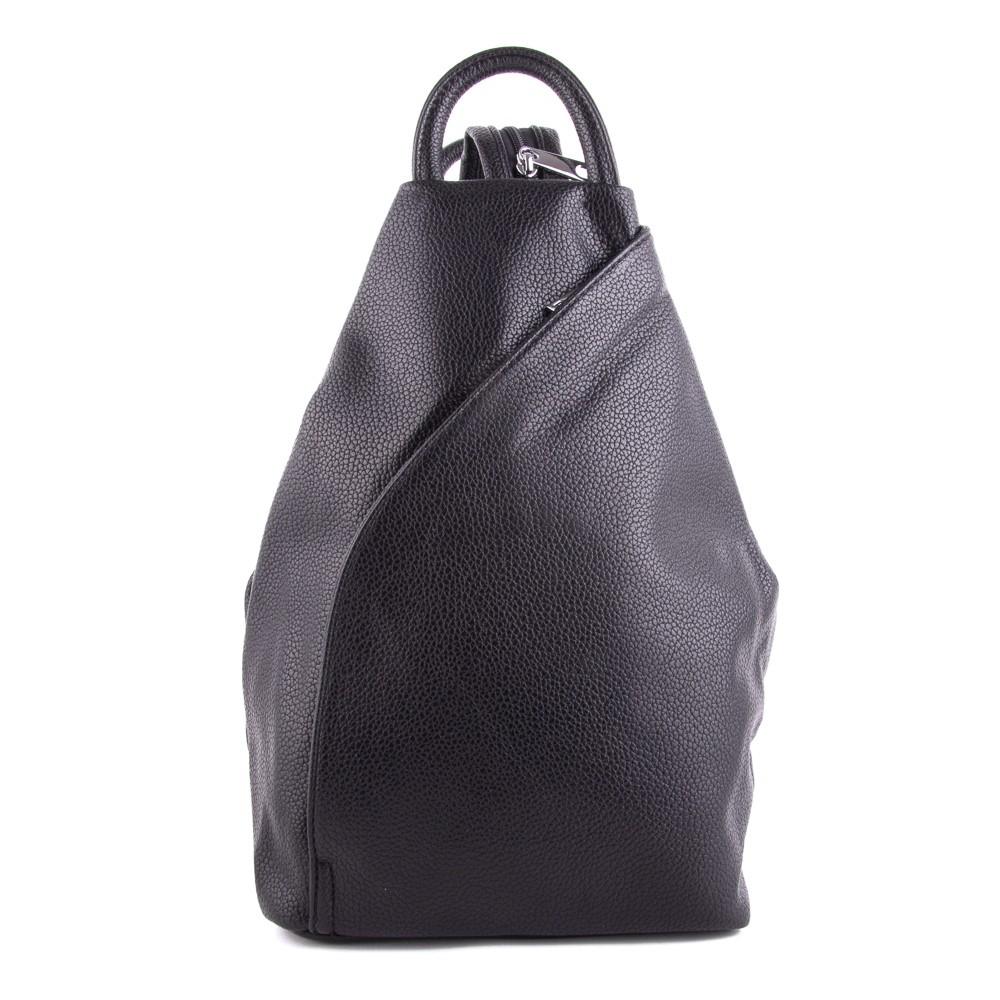 Černý moderní dámský batoh Zastien