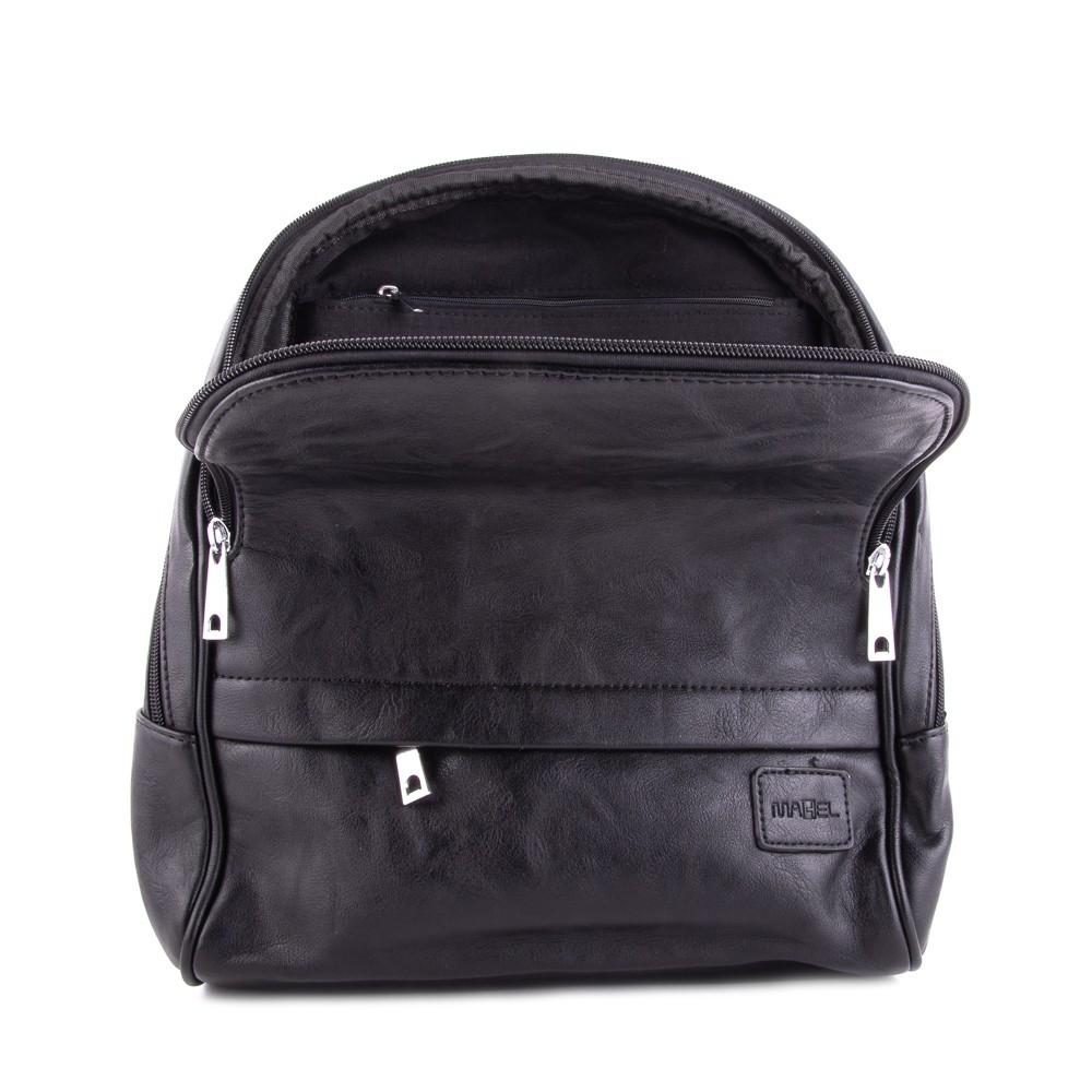 Černý moderní dámský batoh Jilie  f2298c3aac