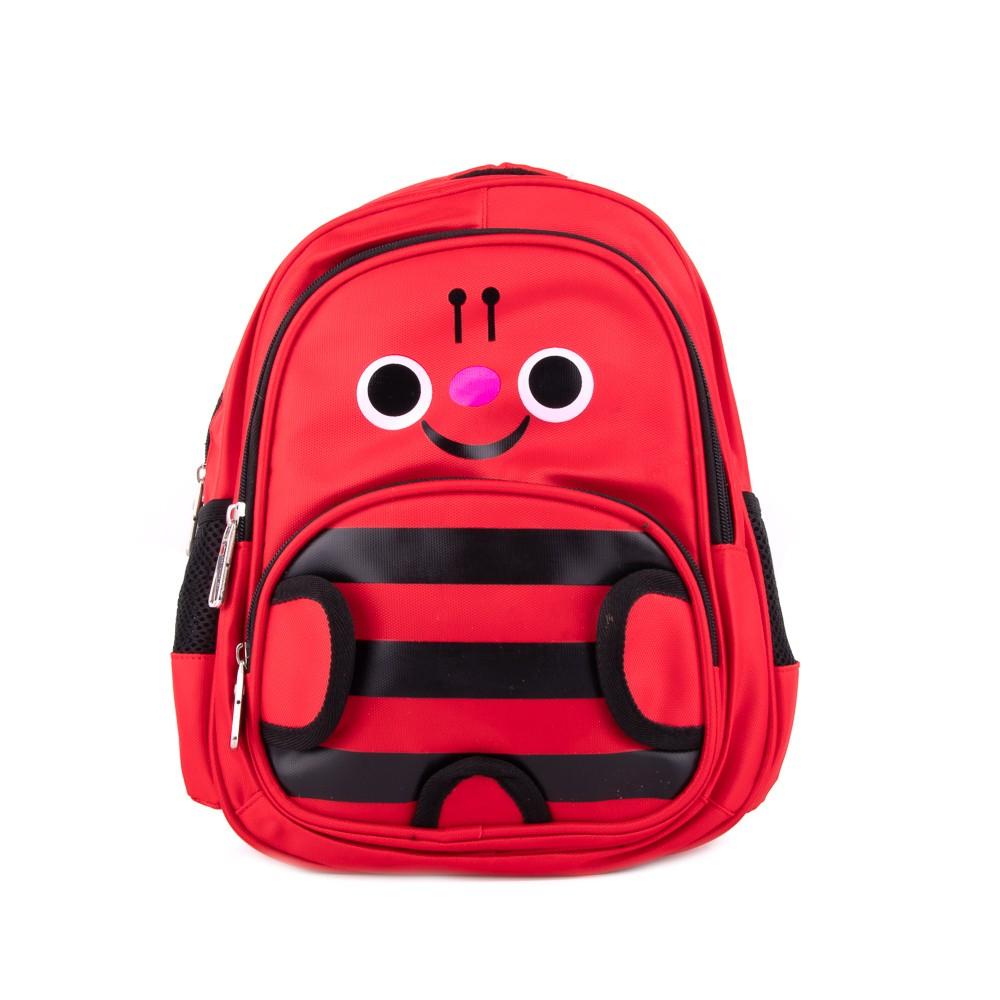 Červený dětský roztomilý batoh Panam 41d5e871f4