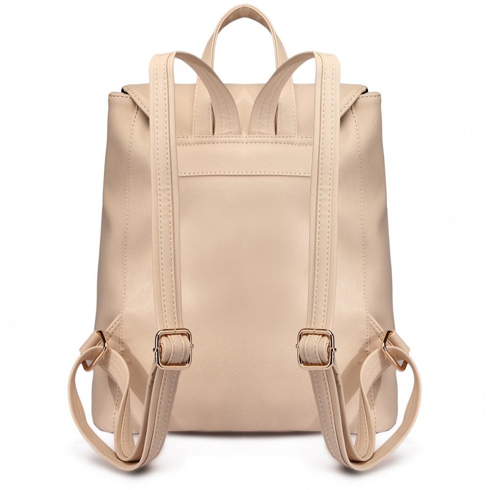 b3fc14fad6 Béžový stylový dámský modní batoh Frell Toto zboží si právě prohlíží 11  zákazníků. Previous. E1669 BG