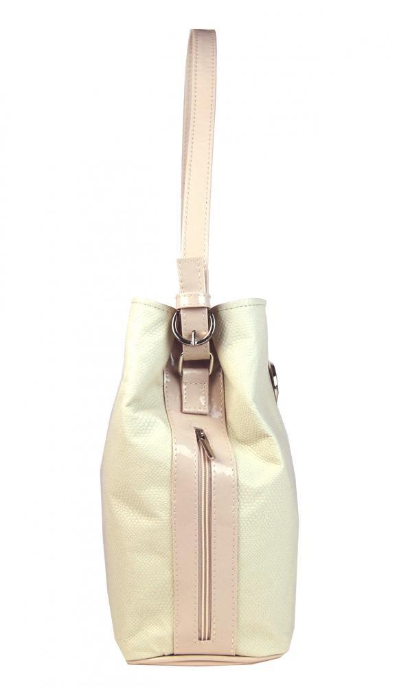 Smetanově béžová kabelka na rameno Dalia Toto zboží si právě prohlíží 24  zákazníků 20c9e1f29f0