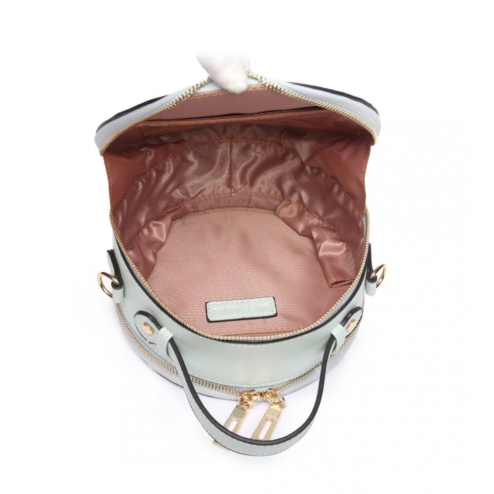 600cbf6050 Zelená kulatá moderní dámská crossbody kabelka Jandern Toto zboží si právě  prohlíží 11 zákazníků. Previous. LT1818 GN · LT1818 GN