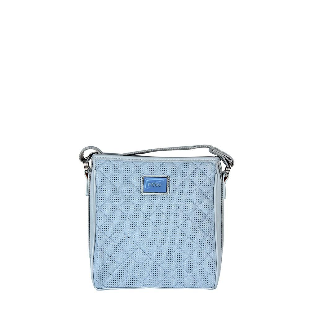 Modrá dámská stylová crossbody kabelka Zavriel