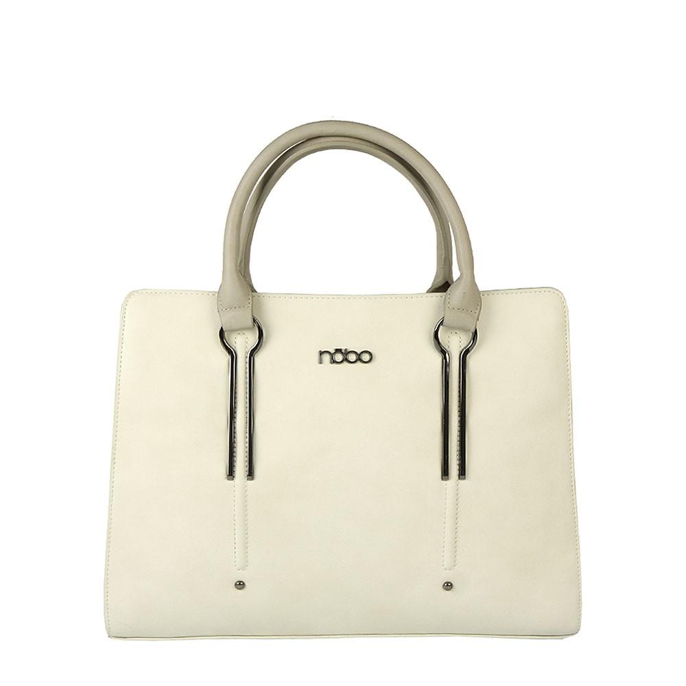 680e18141cb Světle béžová stylová elegantní kabelka do ruky Moldie