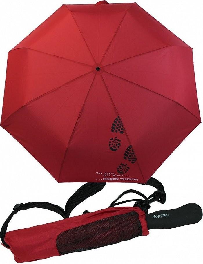 cd905ca4928 Červený mechanický skládací deštník Citral