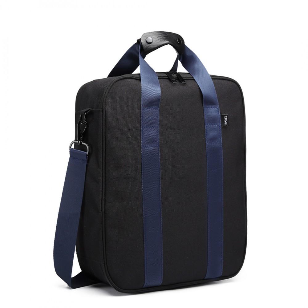 Černá pánská příruční cestovní taška Abri