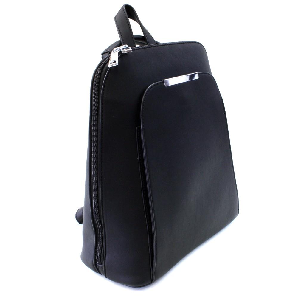 Černý praktický dámský batoh Proten