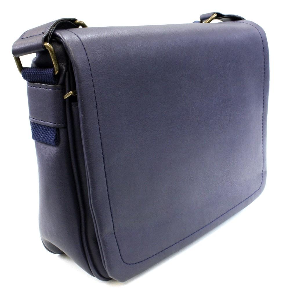 Modrá pánská taška přes rameno Dominic