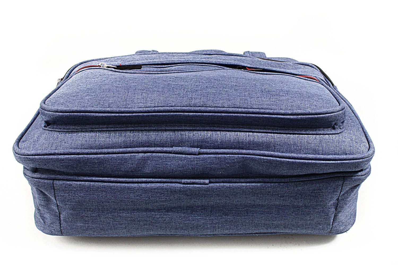 Modrá pánská příruční taška Royce