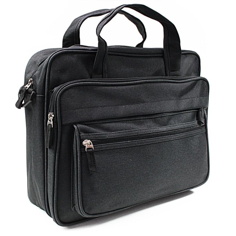 Černá pánská příruční taška Royce