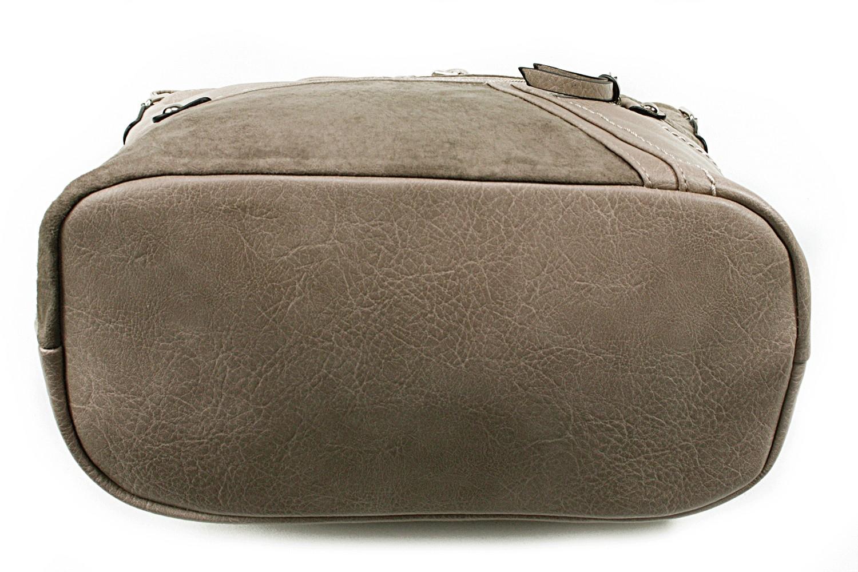 Khaki módní kabelka Norrie