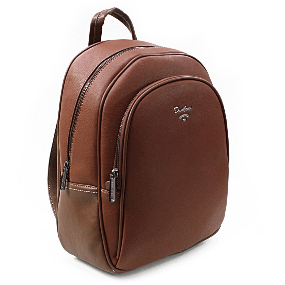 Hnědý elegantní batoh Divina