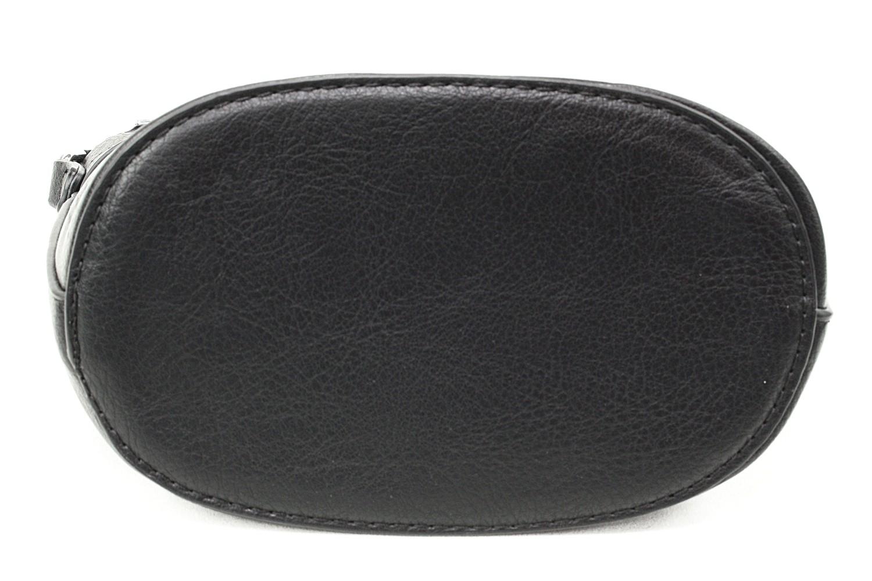 Černá menší crossbody dámská kabelka Fernne