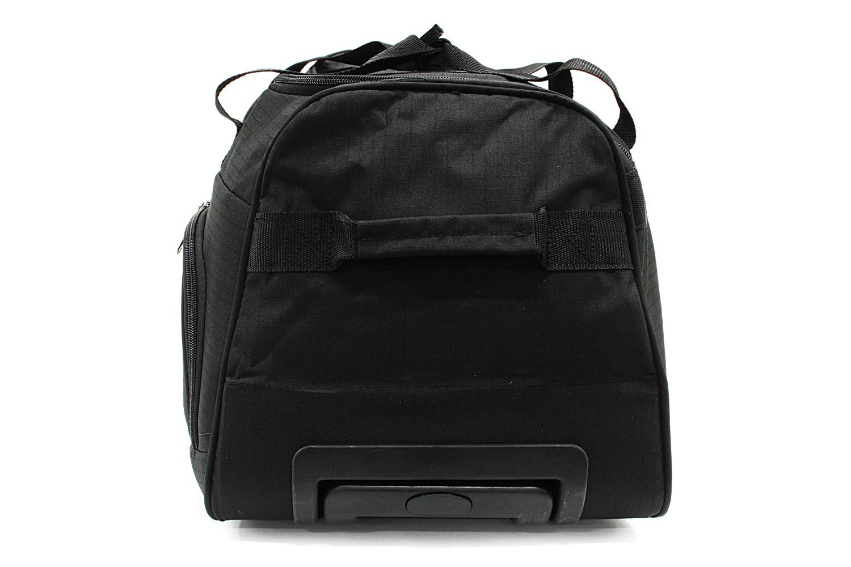 Černá menší pánská cestovní látková taška Ewane