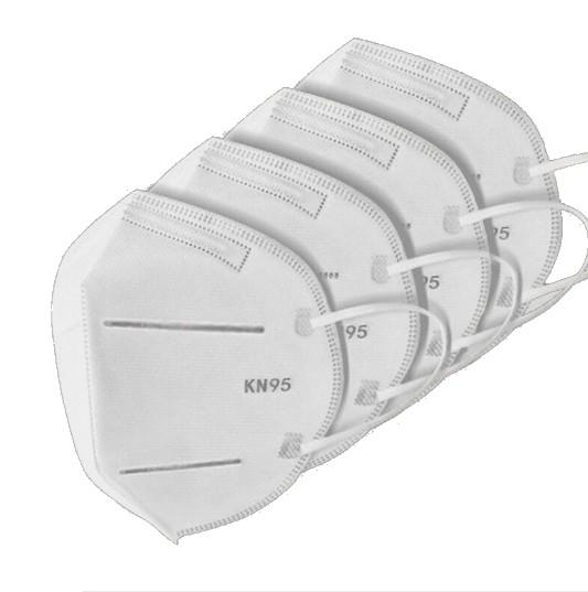 Ochranný jednorázový respirátor KN95