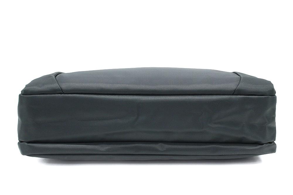Kvalitní tmavě šedá pánská taška na notebook Cursa
