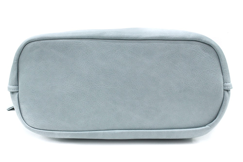 Světle modrá kabelka na rameno Shantelle