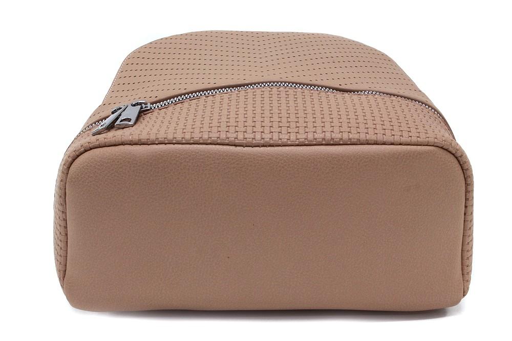 Růžový moderní dámský batoh Astyn