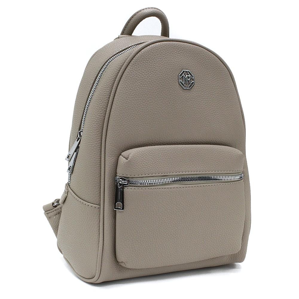 Béžový stylový dámský batoh Gianna